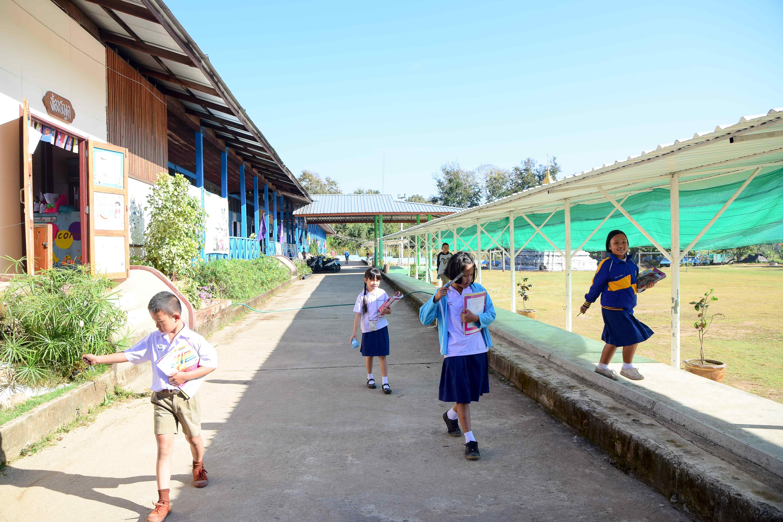 โรงเรียนชุมชนบ้านเมืองปอน