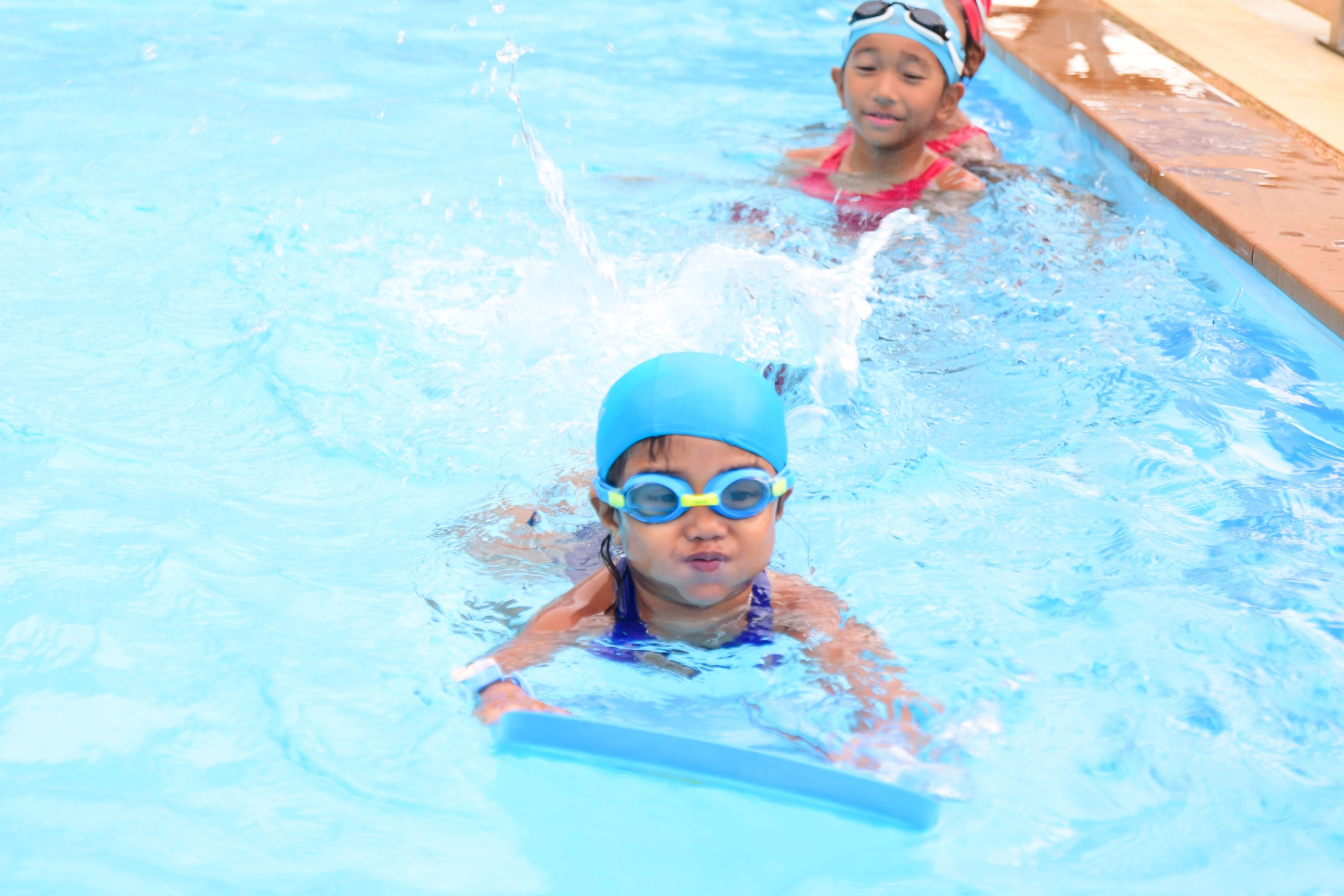 ชมรมว่ายน้ำ โรงเรียนอนุบาลรือเสาะ