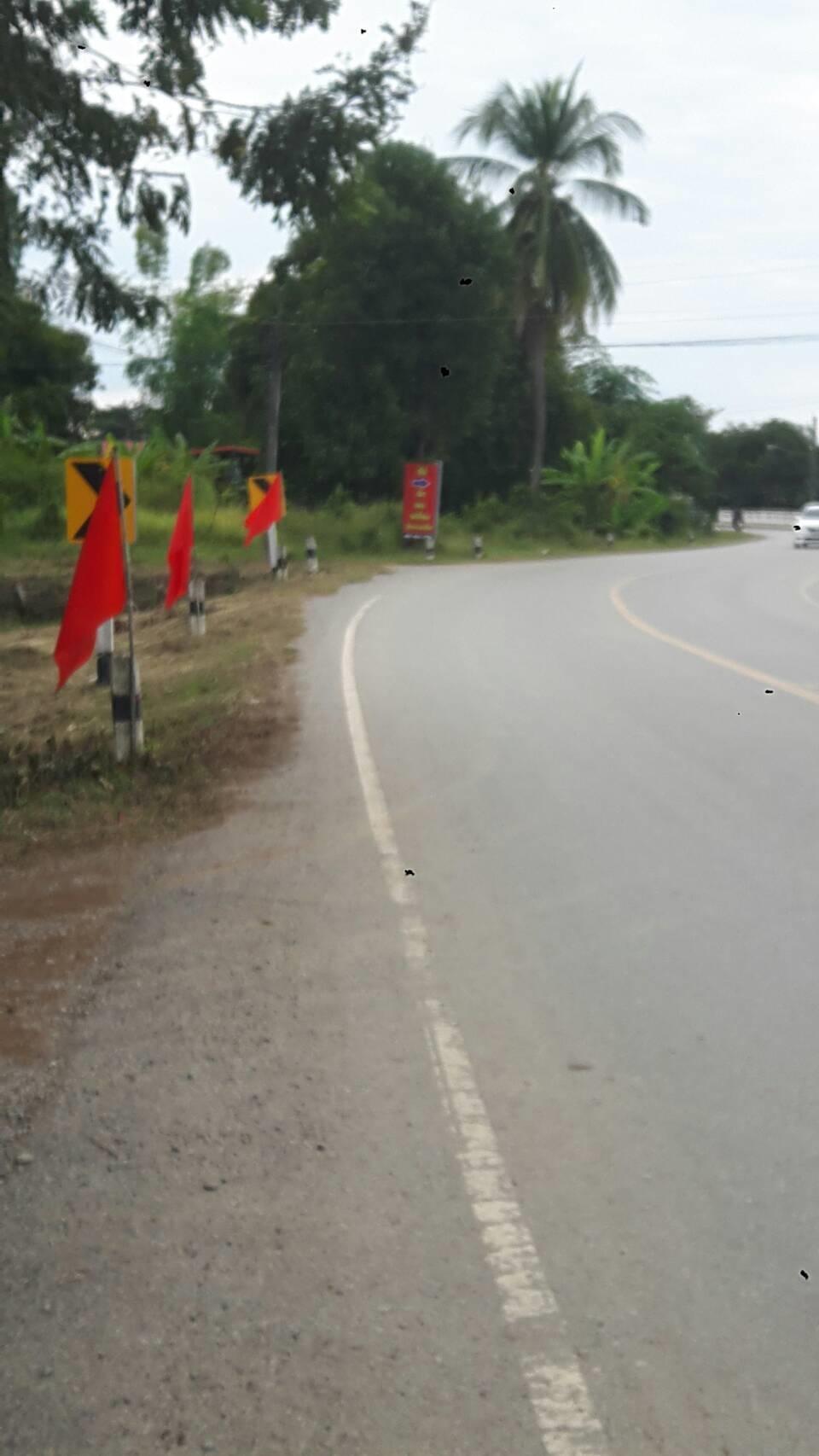 """ชุมชน """"ลดเมา เพิ่มสุข"""" ปี61ปักธงแดงเตือนโค้งอันตราย"""