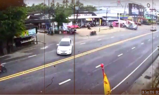 อุบัติเหตุลดลง ชุมชนท้องถิ่นทำได้ – วาปี ถนนดี ขับขี่ปลอดภัย ใส่ใจวินัยจราจร