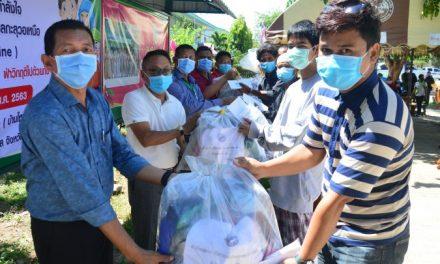 ทต.กะลุวอเหนือ ส่งตัวผู้ถูกกักตัว Local Quarantine 13 ราย กลับบ้าน หลังกักตัว 14 วัน ไม่พบเชื้อ COVID-19