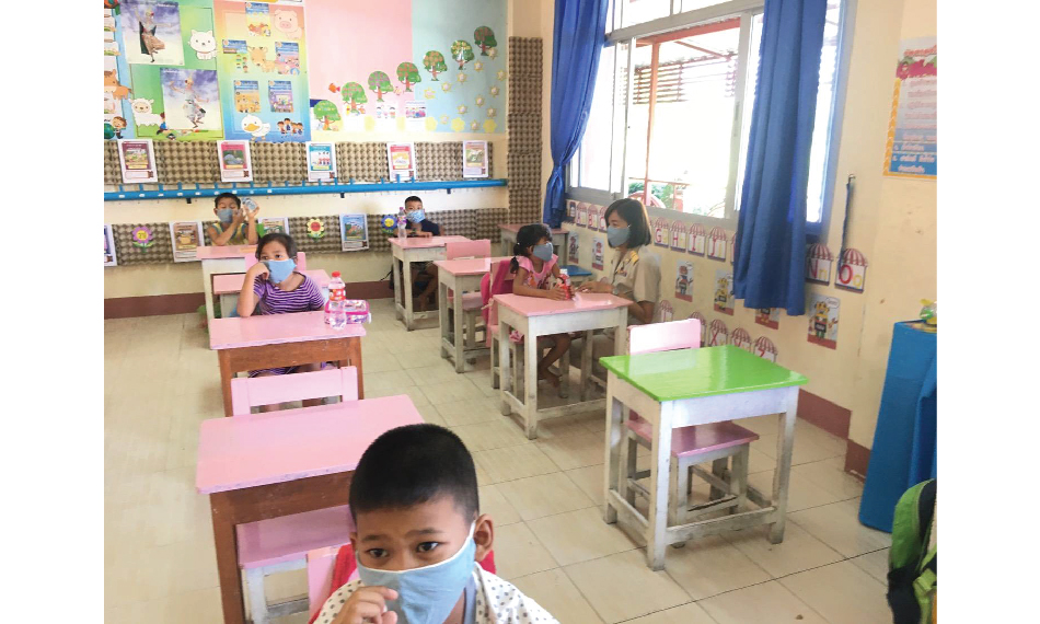 ห้องเรียนสู้โรคระบาด บทพิสูจน์ท้องถิ่นจัดการศึกษาด้วยตนเอง